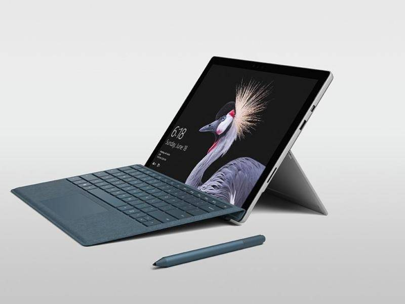 Neues Surface Pro 5 ab Juni im Handel — Microsoft-Notebook