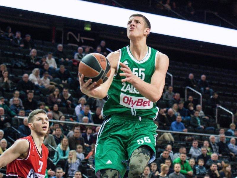 Houston Rockets sichern sich deutsches Talent Hartenstein