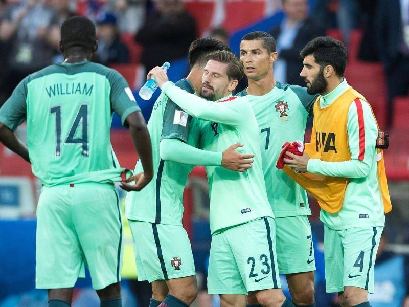 Confed Cup: Mexiko ärgert Europameister Portugal